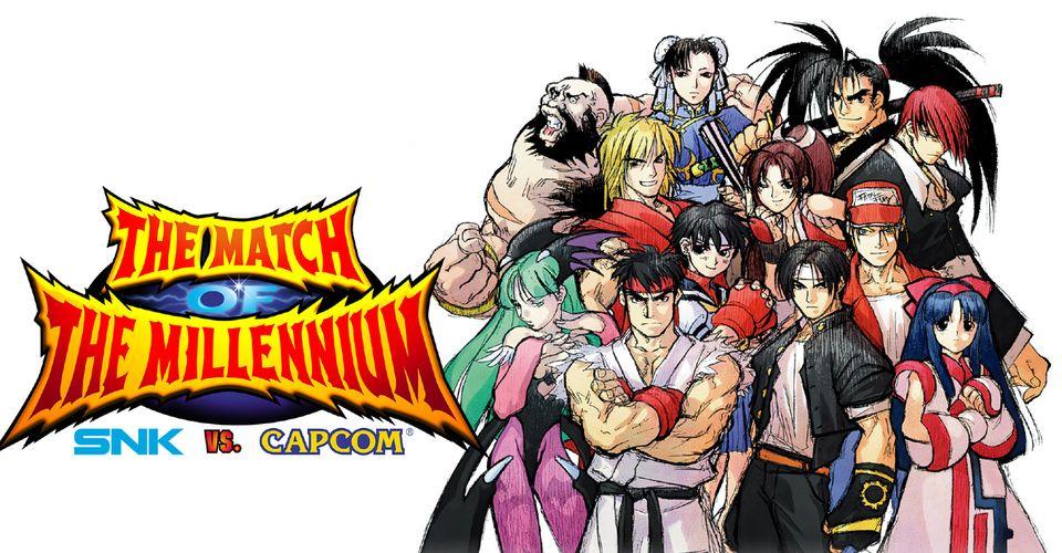 SNK vs. Capcom: Match of the Millennium Dirilis Untuk Switch