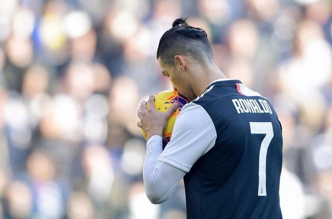 Berikut alasan Kuat Ronaldo Bahagia Bermain Bersama Juventus